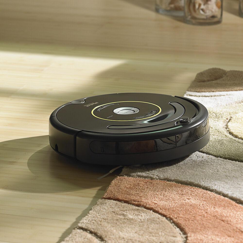 roomba vacuum hardwood floors