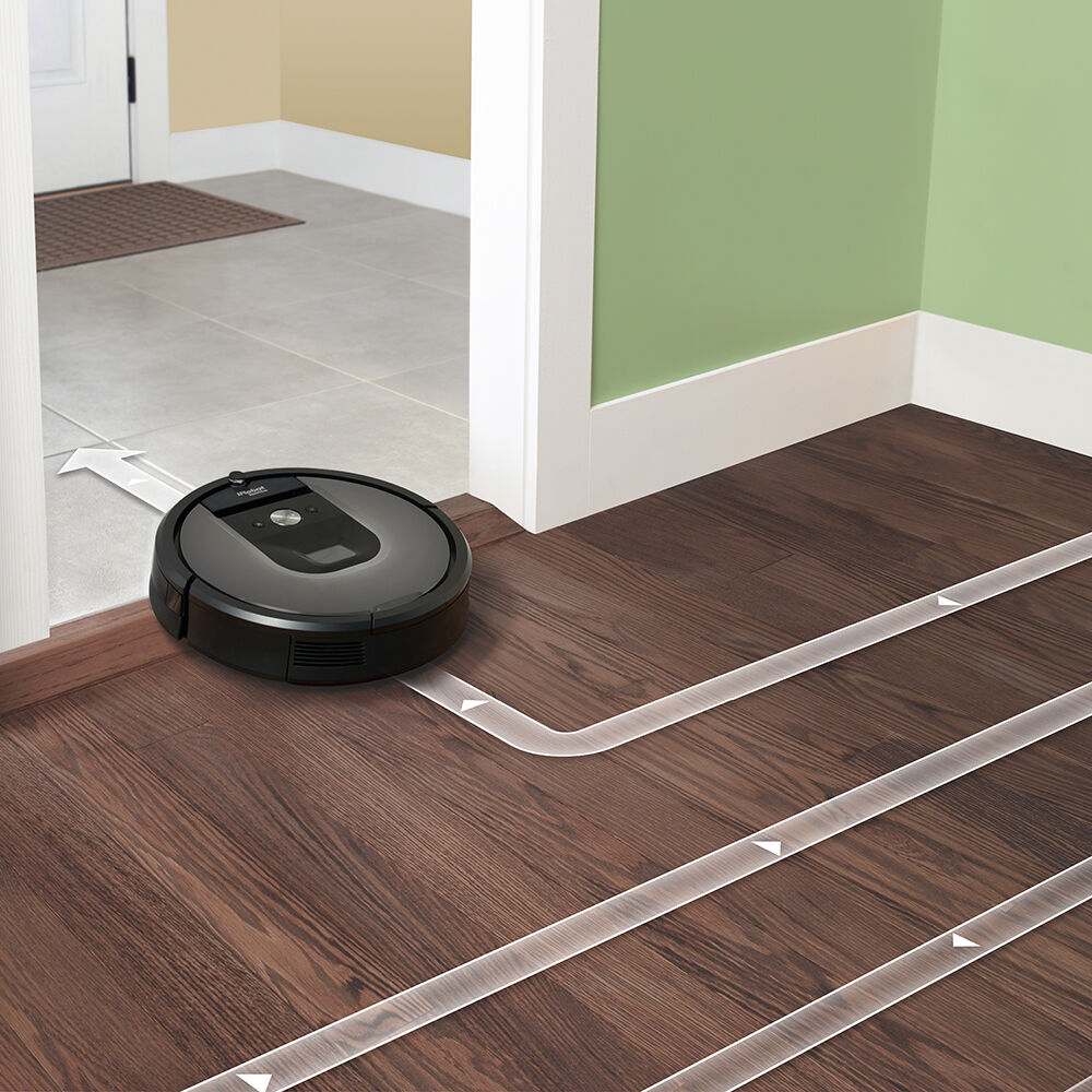roomba 960 robot vacuum irobot. Black Bedroom Furniture Sets. Home Design Ideas