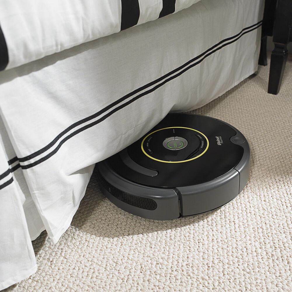 roomba 650 robot vacuum irobot. Black Bedroom Furniture Sets. Home Design Ideas