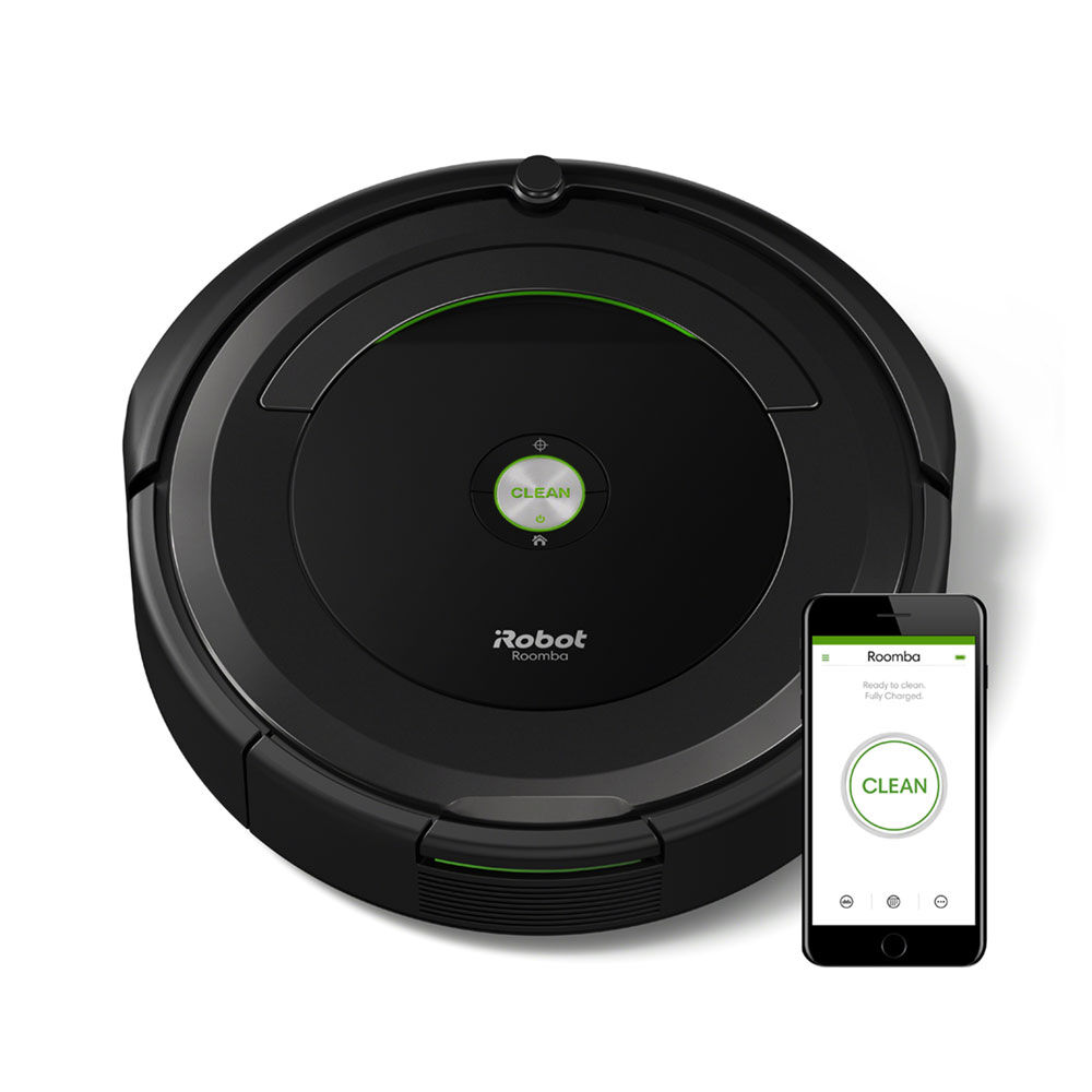 roomba 696 robot vacuum irobot. Black Bedroom Furniture Sets. Home Design Ideas