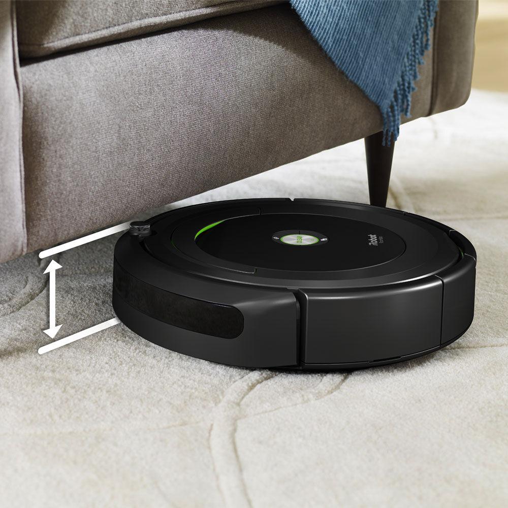 roomba 696 robot aspirateur irobot. Black Bedroom Furniture Sets. Home Design Ideas