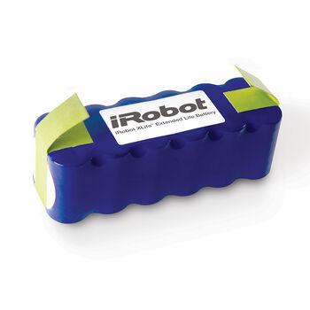 irobot xlife extended life battery irobotna. Black Bedroom Furniture Sets. Home Design Ideas
