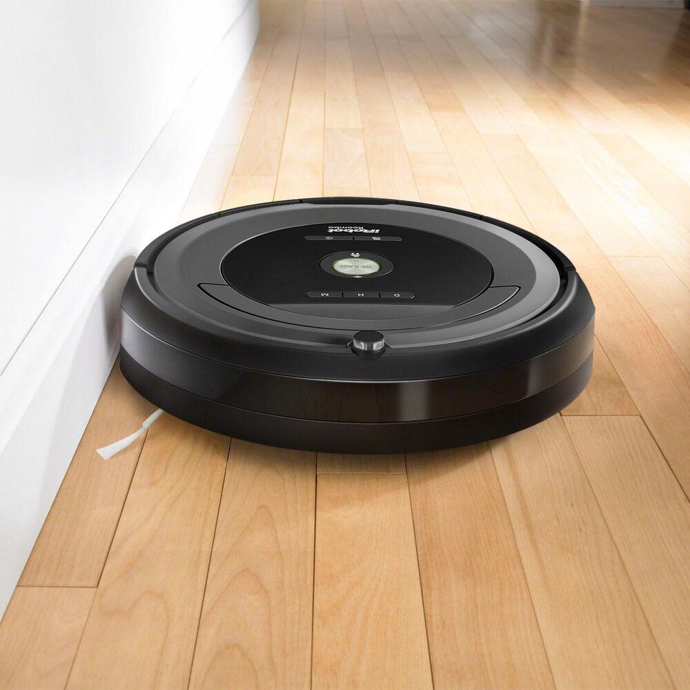 roomba 681 robot aspirateur irobot. Black Bedroom Furniture Sets. Home Design Ideas