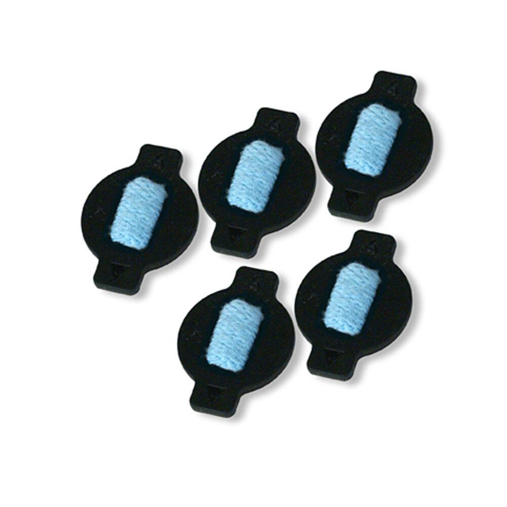 Pack de 5 cabezales con mecha de recambio para Sistema Pro-Clean
