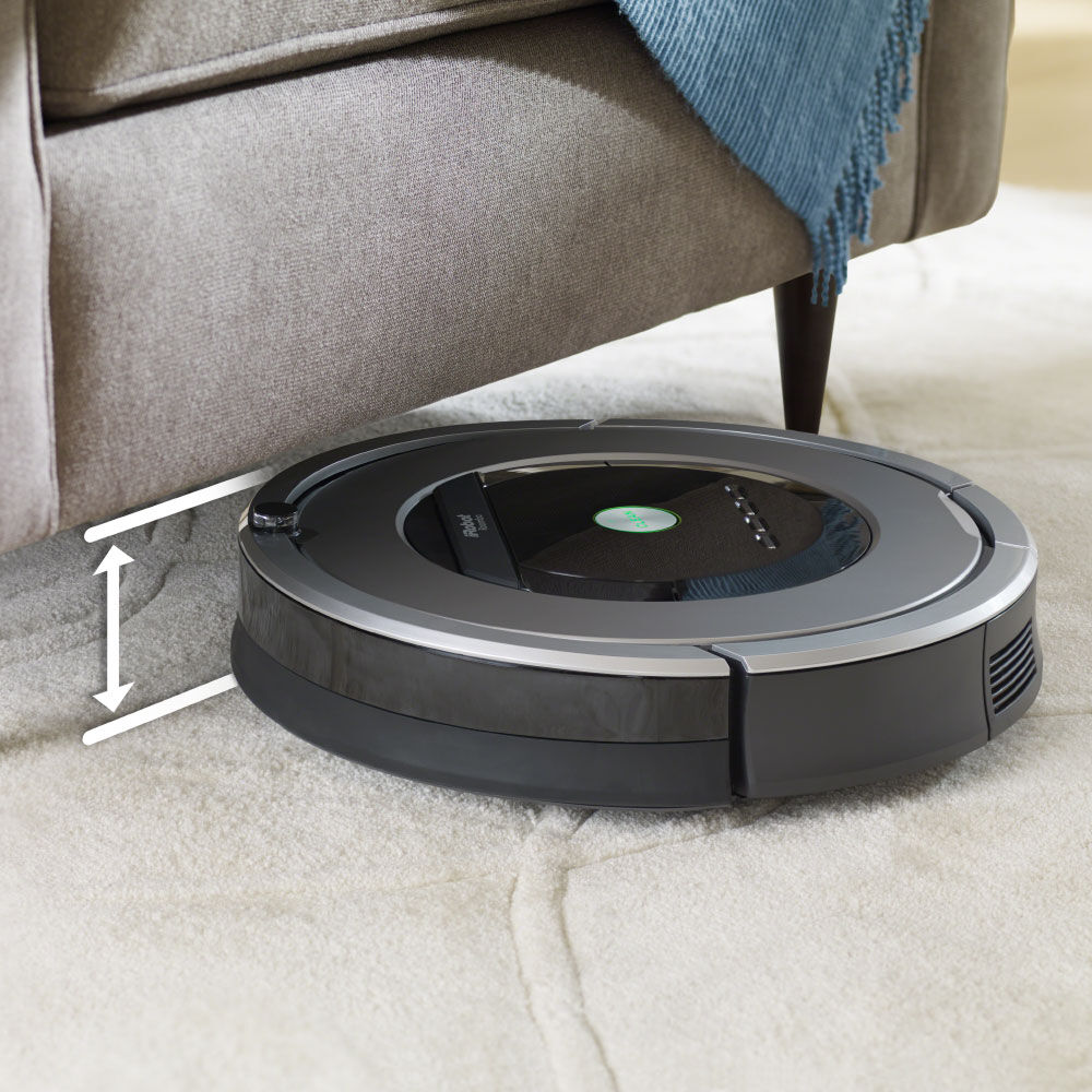 Roomba® 860 Robot Vacuum | iRobot