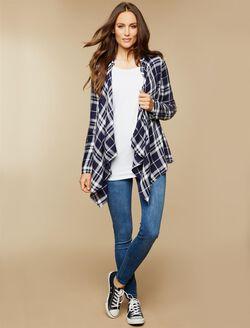 BOUNCEBACK V Pocket Skinny Post-Pregnancy Jeans, Blue