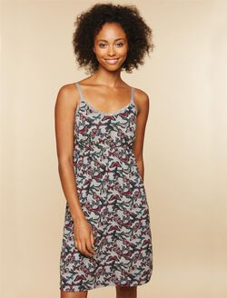 Bump In The Night Nursing Nightgown- Butterfly, Butterfly Print