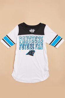 Carolina Panthers NFL Future Fan Maternity Tee, Panthers