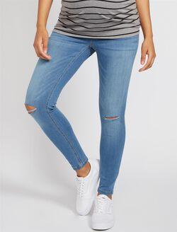 Secret Fit Belly Skinny Jegging Maternity Jeans, Medium