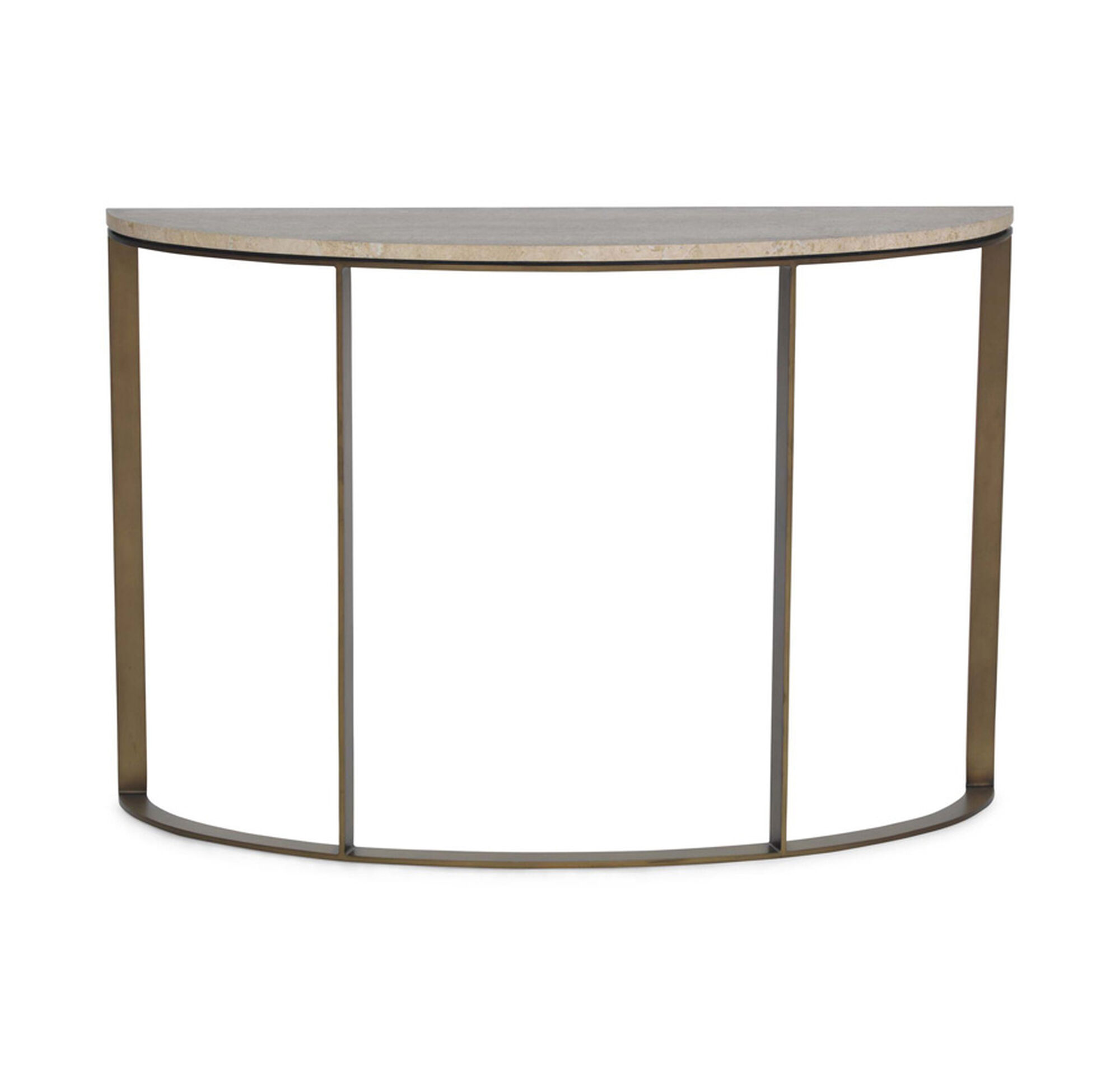 Narrow Demilune Console Tables CONSOLE, , hi-res. Lift Top › Turner Lift Top Coffee Table Tables ...